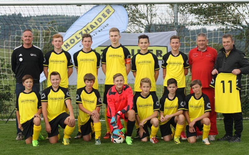 Union Windhaag Fuball U16